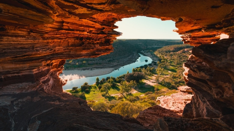 Nature's Window, Parc national de Kalbarri, WA © Tourism Western Australia
