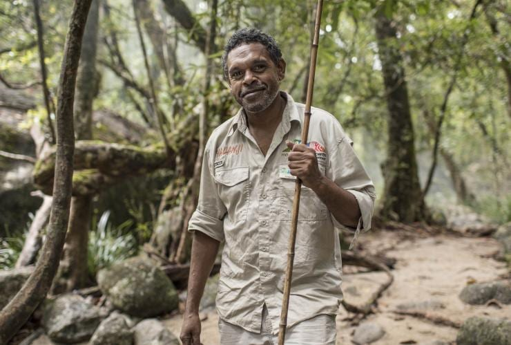 Voyages Indigenous Tourism, Mossman Gorge Centre, QLD © Tourism Australia/ James Fisher