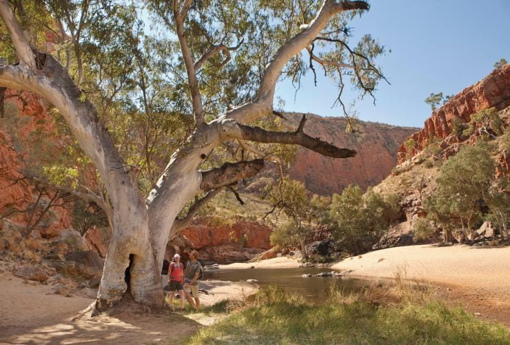 Ormiston Gorge, West MacDonnell Ranges, Centre Rouge, NT © Tourism NT