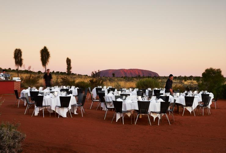 Sounds of Silence, Uluru-Kata Tjuta National Park, Centre Rouge, NT © Tourism NT
