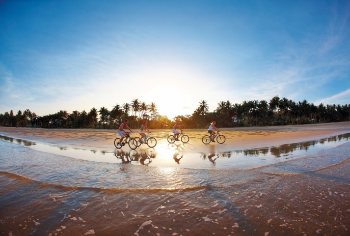 Mission Beach, QLD. © Chris McLennan/Tourism and Events Queensland
