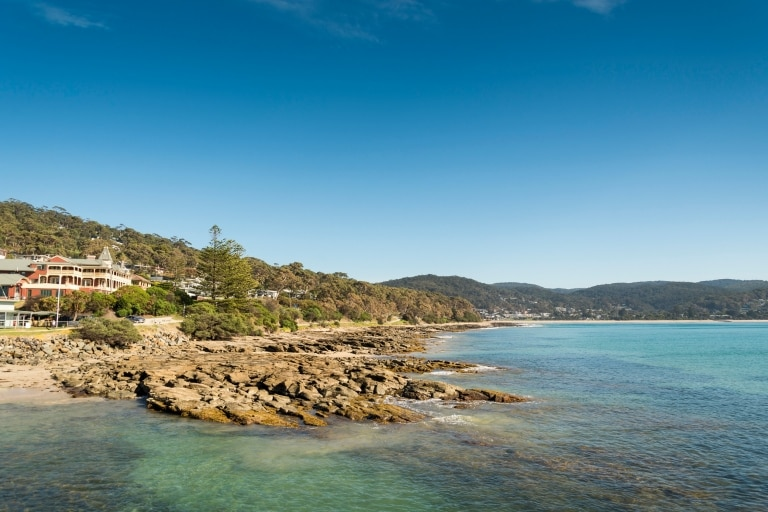 Lorne, Great Ocean Road, VIC © Robert Blackburn, Visit Victoria