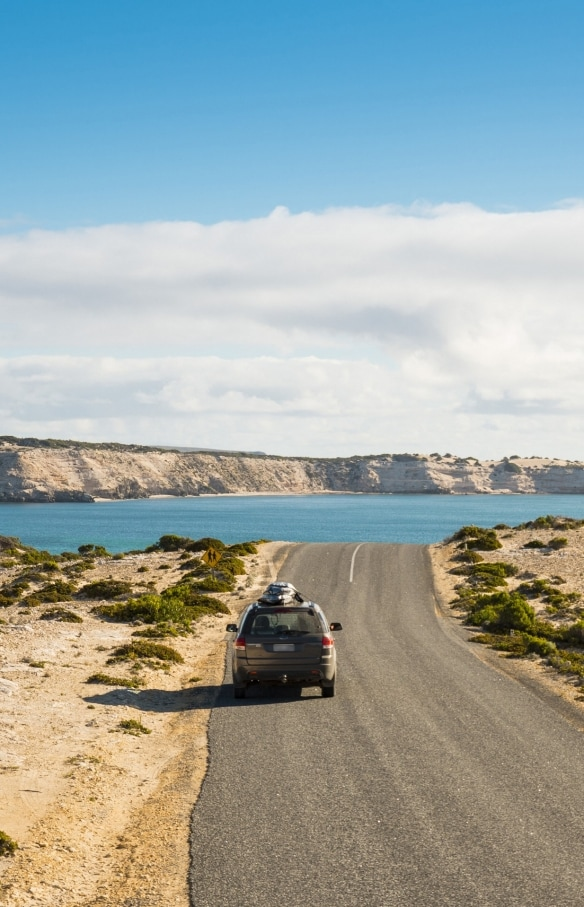 Avoid Bay, Coffin Bay National Park, SA © Robert Blackburn