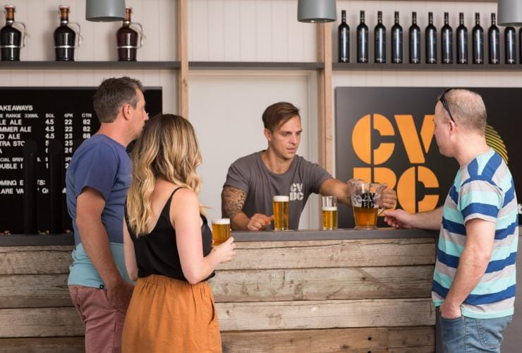 Clare Valley Brewing Co., Clare Valley, SA © Kirsty Burns for Clare Valley Brewing Co.