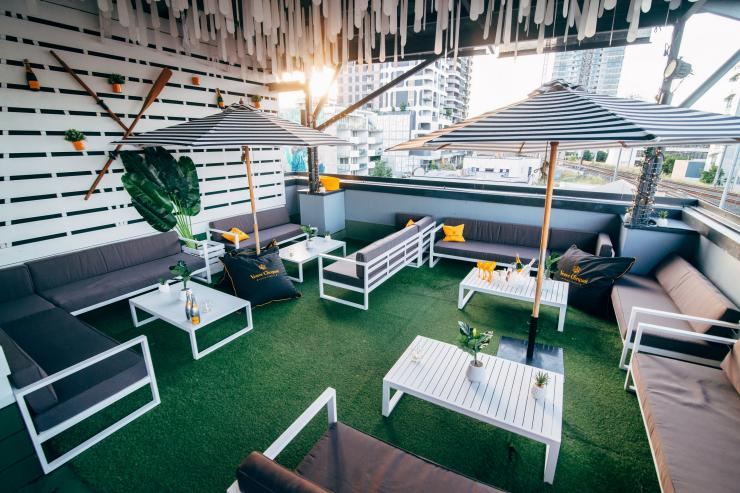 Dandy's Rooftop, The Fox, South Bank, Brisbane, QLD © The Fox