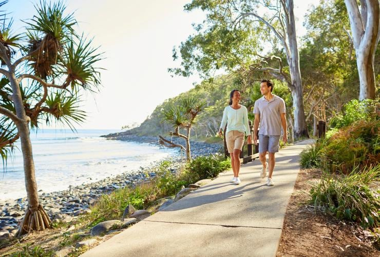 Noosa National Park, Noosa, QLD. © Tourism Australia