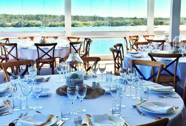 Noosa Boathouse, Noosa, QLD. © Noosa Boathouse