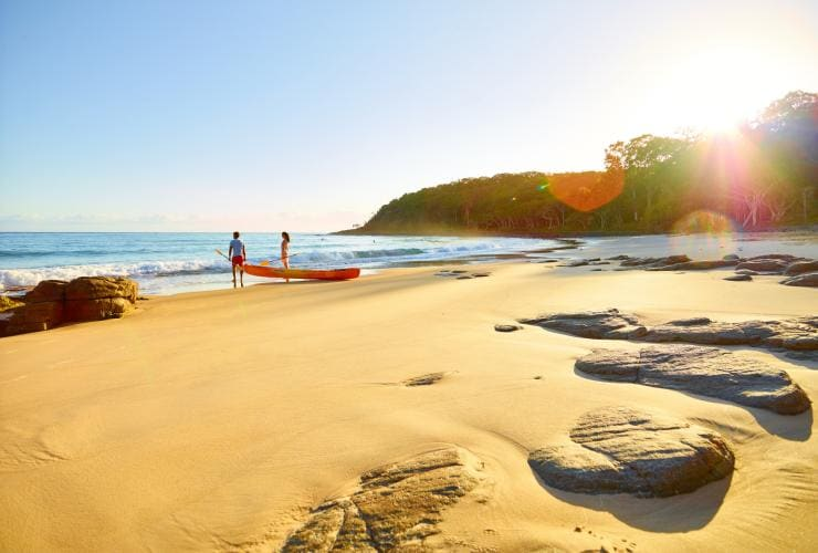 Noosa National Park, Sunshine Coast, QLD © Tourism and Events Queensland