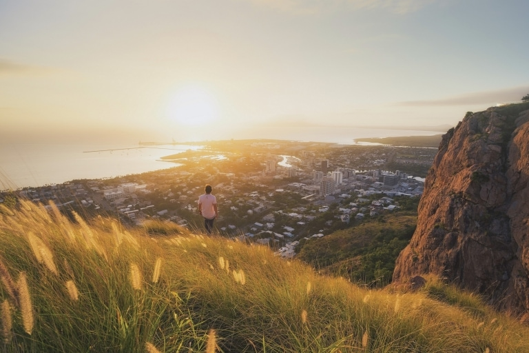Castle Hill, Townsville, QLD © Tourism and Events Queensland