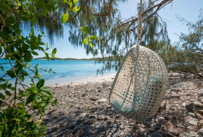 Pumpkin Island, Great Barrier Reef, QLD © Tourism and Events Queensland