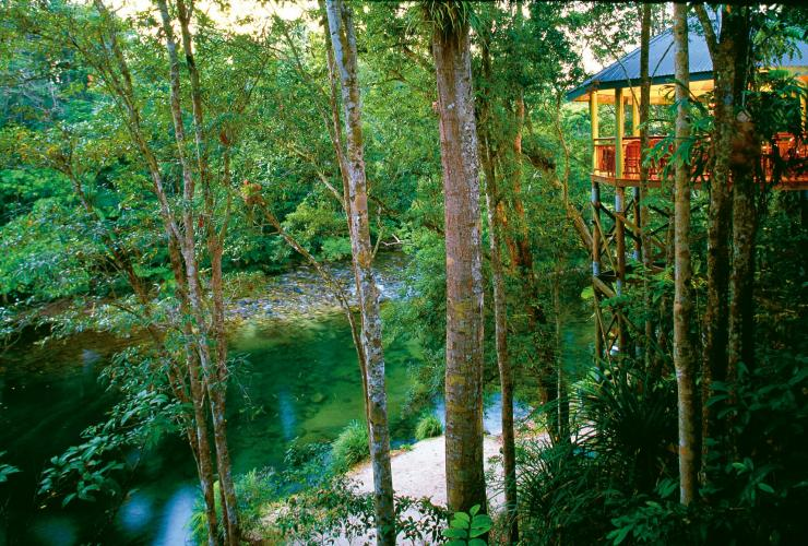Silky Oaks Lodge, Mossman, QLD © Silky Oaks Lodge