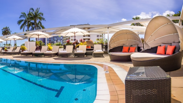 Pullman Reef Hotel and Casino, Cairns, QLD © Pullman Hotels amp; Resorts