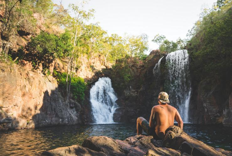Florence Falls, Litchfield National Park, NT © Tourism NT, Jackson Groves