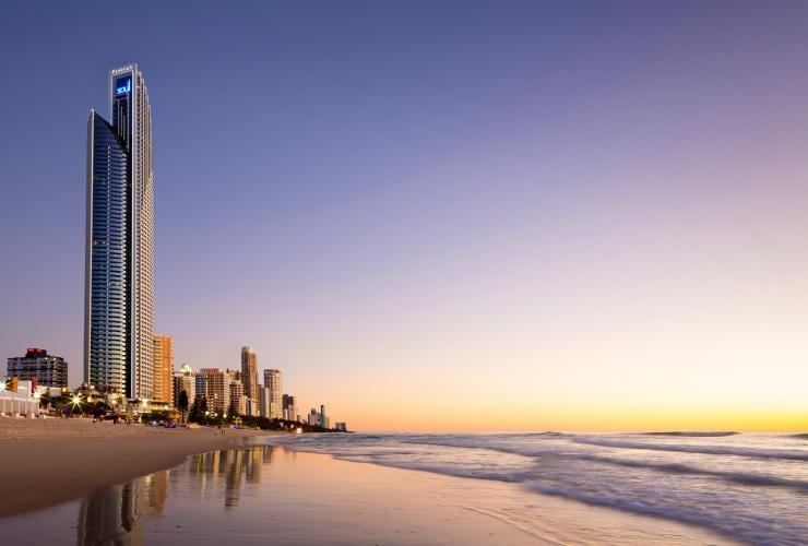 Peppers Soul, Surfers Paradise, QLD © Q1 Resort and Spa