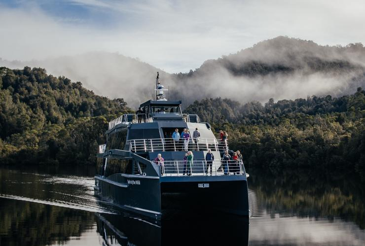 Gordon River Cruises, Gordon River, TAS © Gordon River Cruises