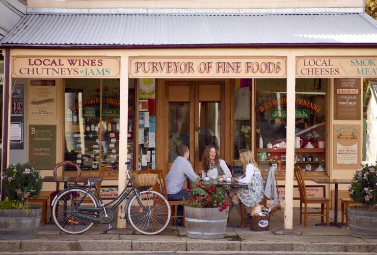 Pedal to Produce, Beechworth, Victoria's High Country, VIC © Visit Victoria