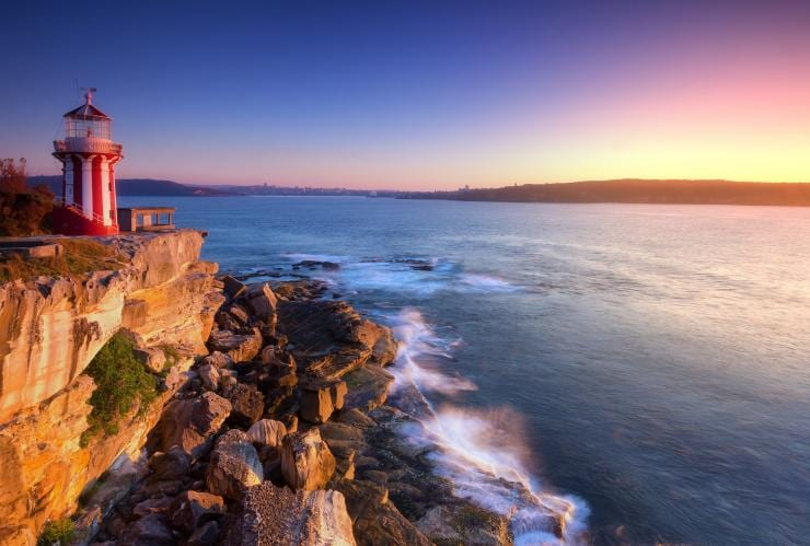 Hornby Lighthouse, Watsons Bay, NSW © Destination NSW