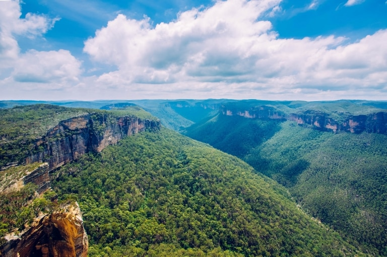 Blue Mountains, NSW ©Tourism Australia