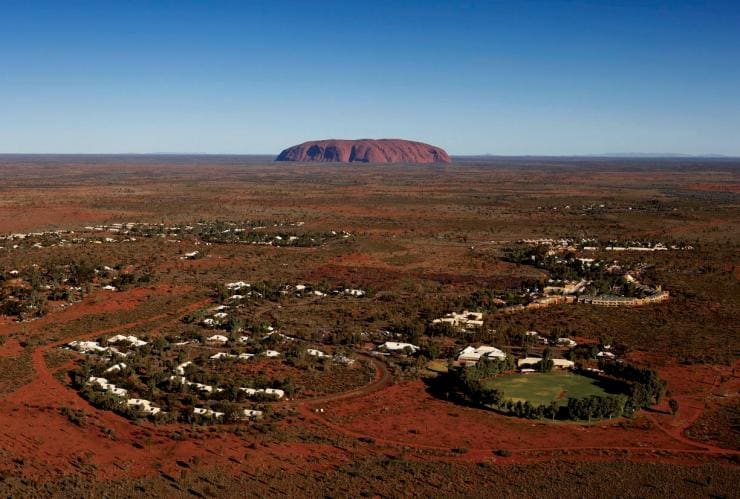 Voyages Indigenous Tourism Australia, Ayers Rock Resort, Uluru-Kata Tjuta National Park, NT © Voyages Indigenous Tourism Australia