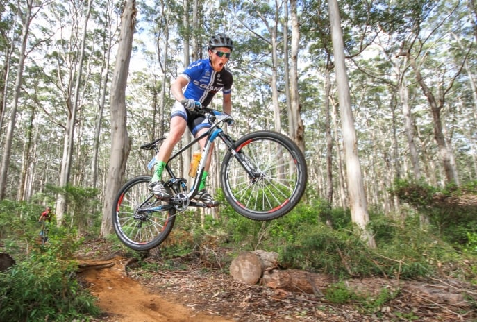Cape to Cape MTB, Margaret River Region, WA © Travis Deane