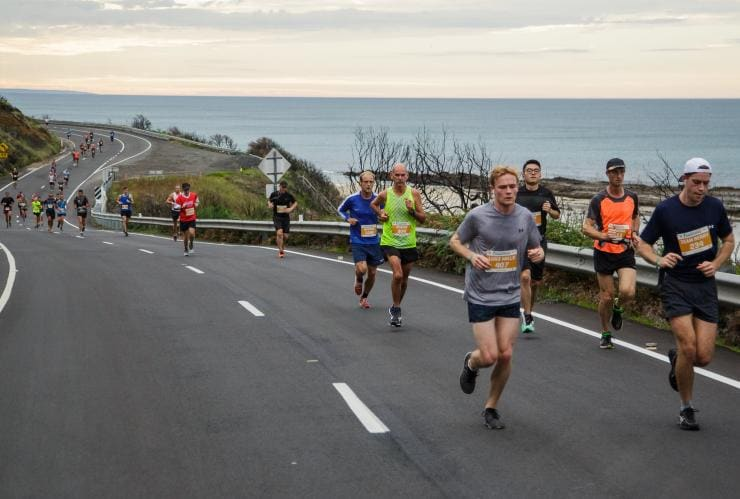 Great Ocean Road Running Festival, VIC © Great Ocean Road Running Festival