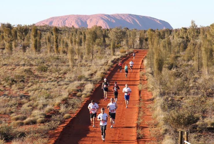 Australian Outback Marathon, Red Centre, NT © Australian Outback Marathon