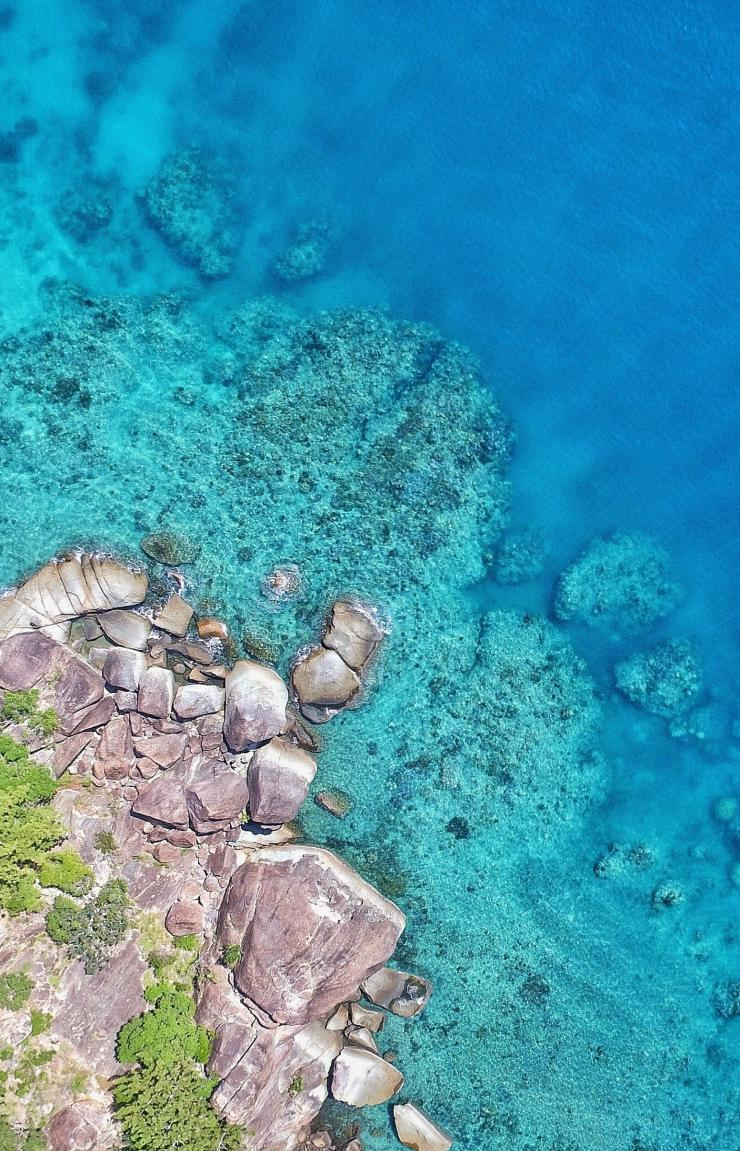 Hook Island, Whitsundays, QLD © Tourism & Events Queensland
