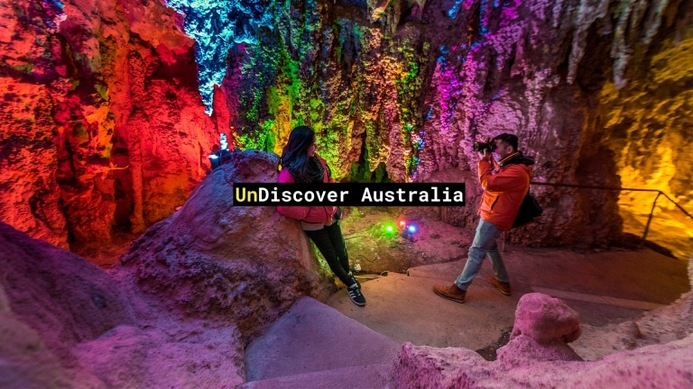 Jenolan Caves, Blue Mountains, NSW © Destination NSW