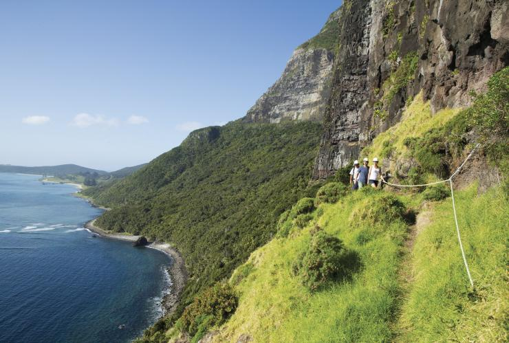 Mount Gower, Lord Howe Island, NSW © Destination NSW