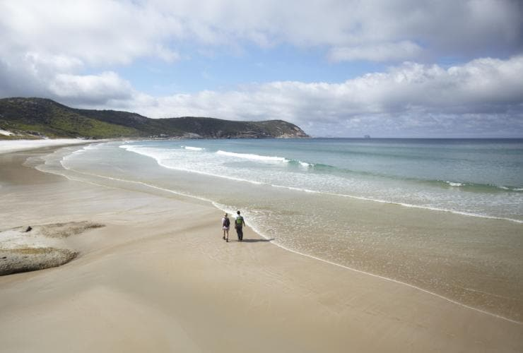 Squeaky Beach, Wilsons Promontory National Park, VIC © Visit Victoria