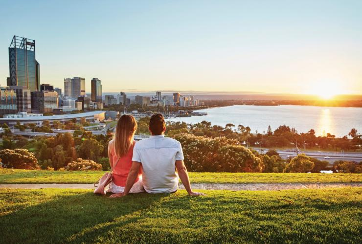 Kings Park and Botanical Garden, Perth, WA © Tourism Western Australia