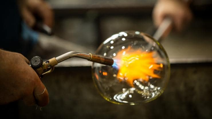 Canberra Glassworks, Canberra, ACT. © Canberra Glassworks