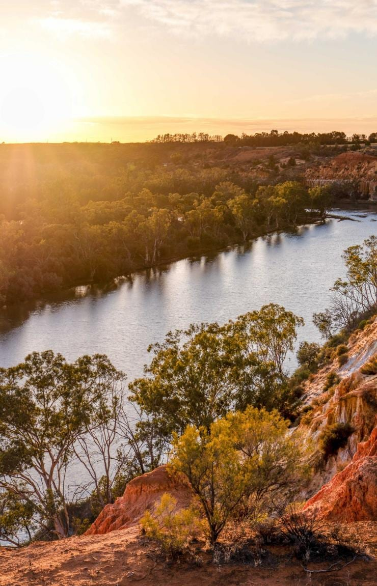 Murray River Walk, Murray River, SA © Great Walks of Australia