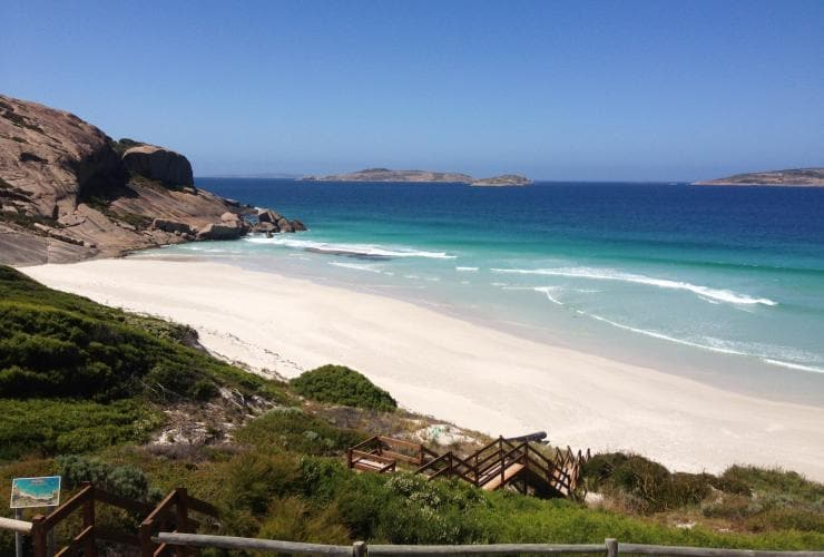 West Beach, Esperance, Great South West Edge, WA. © Tourism Western Australia