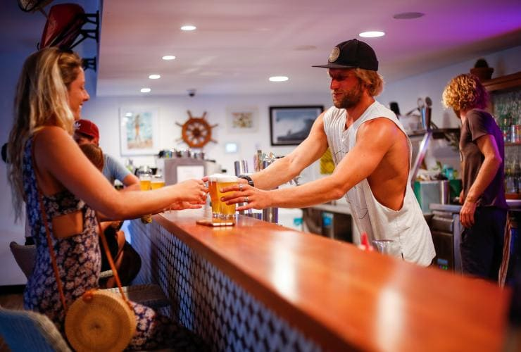 Byron Bay Beach Hostel, Byron Bay, NSW © Byron Bay Beach Hostel