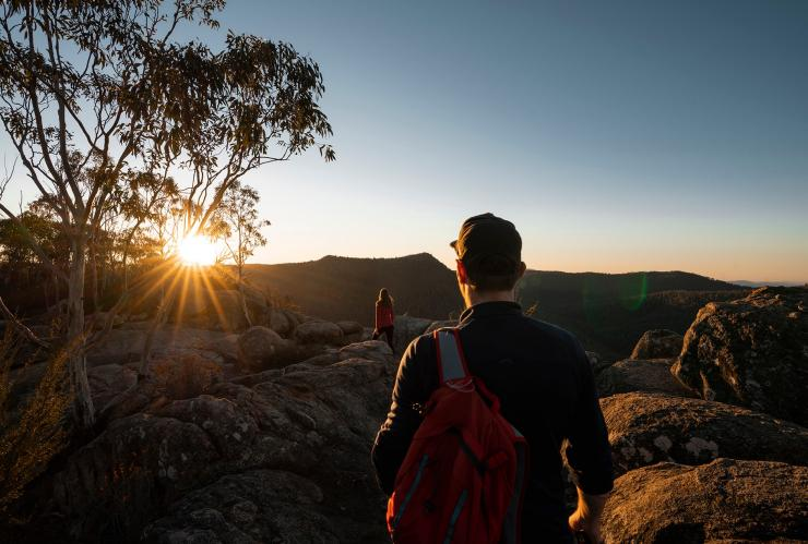 Booroomba Rocks, Namadgi National Park, ACT © Tourism Australia