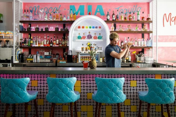Mia Margarita, Adelaide, South Australia © South Australian Tourism Commission