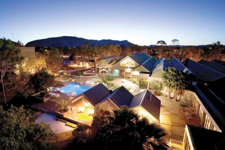 DoubleTree by Hilton, Alice Springs, Northern Territory © DoubleTree by Hilton