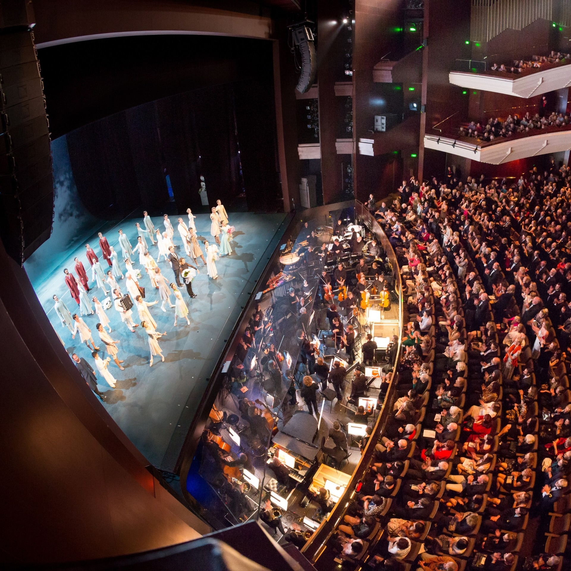QPAC, Queensland © Tourism and Events Queensland