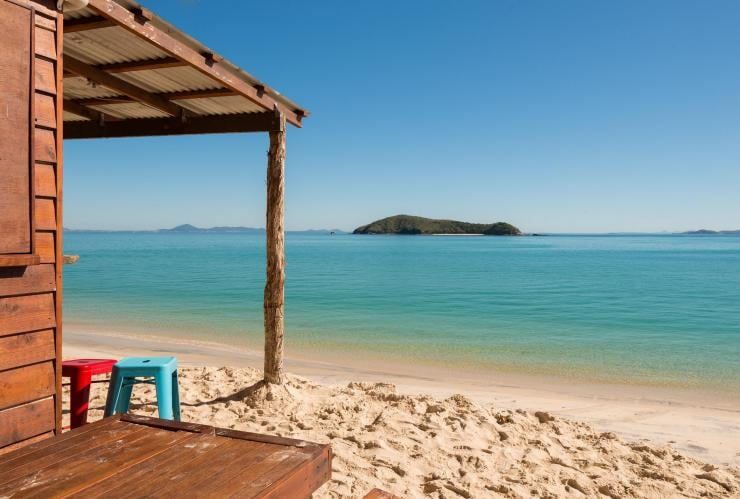 Great Keppel Island Hideaway, Great Keppel Island, Queensland © Great Keppel Island Hideaway