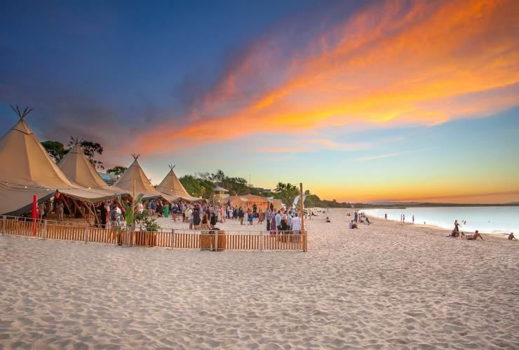 NOOSA International Food and Wine Festival, Noosa, Queensland © Tourism Australia