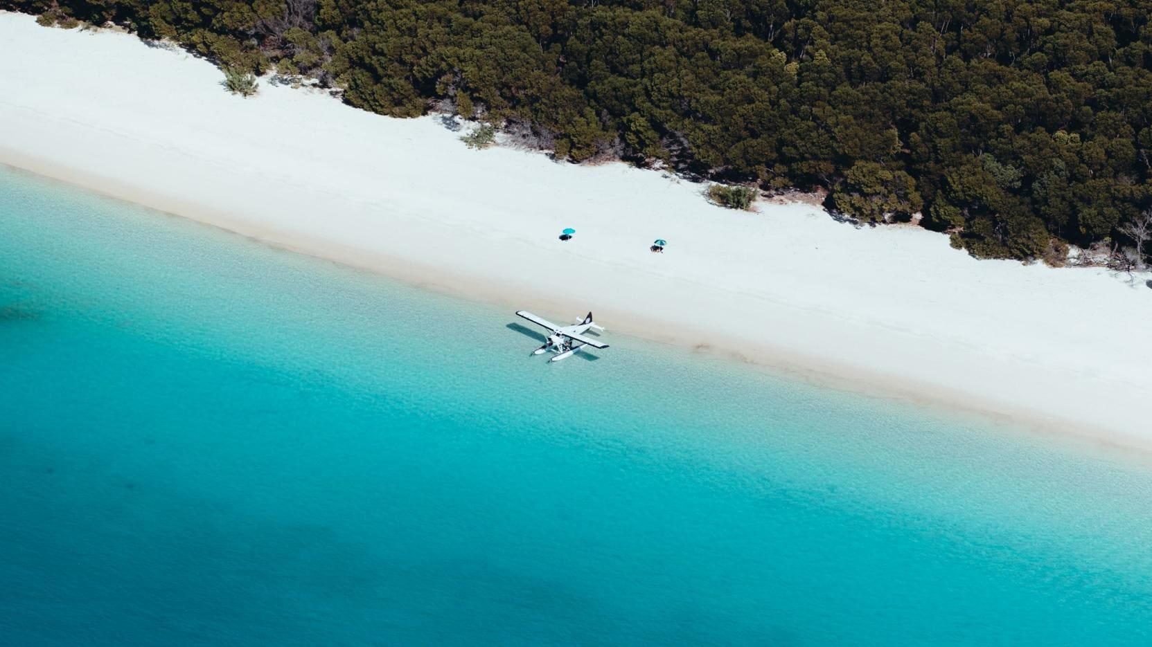 Whitehaven Beach, Whitsunday Islands, Queensland © Jason Hill, Tourism & Events Queensland