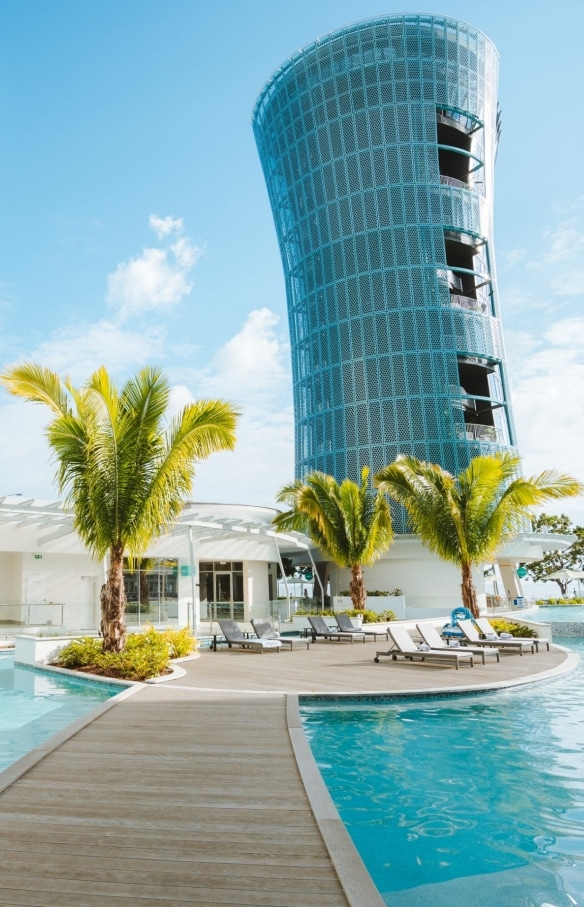 Red Peak Boardwalk, Skyrail Rainforest Cableway, Queensland
