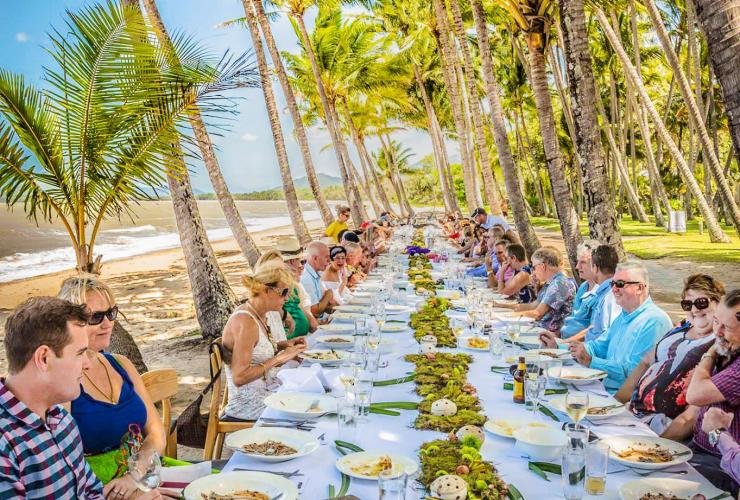 Reef Feast, Palm Cove, Queensland © Posh Photography
