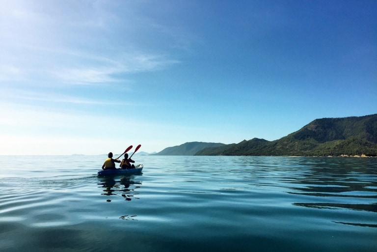 Kayaking, Port Douglas, Queensland © Tourism Port Douglas and Daintree