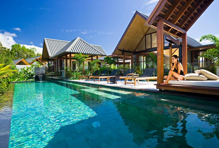 Niramaya Day Spa, Port Douglas, QLD © Niramaya Villas and spa