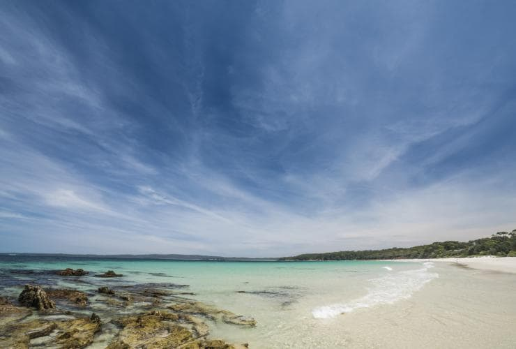 White Sands Walk, Greenfield Beach, Vincentia, New South Wales © Destination NSW