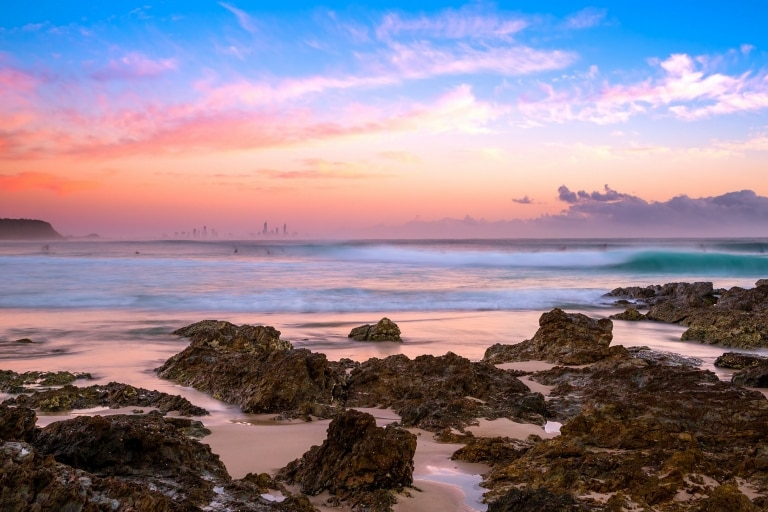 Currumbin, Surfers Paradise, Gold Coast, Queensland © Destination Gold Coast