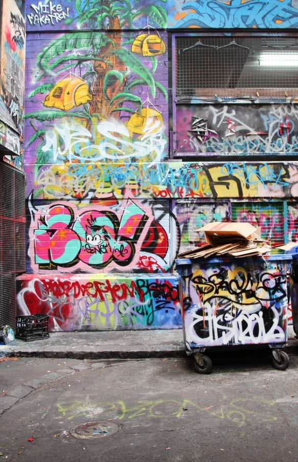 Rutledge Lane, Melbourne Victoria © Ashlea Wheeler