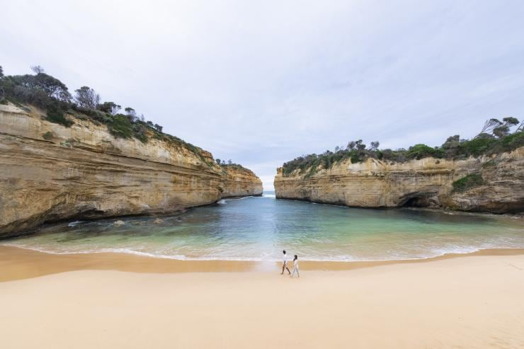 Loch Ard Gorge, Great Ocean Road, Victoria © Mark Watson
